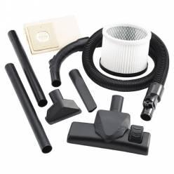 Строительный пылесос Black+Decker WBV1405P